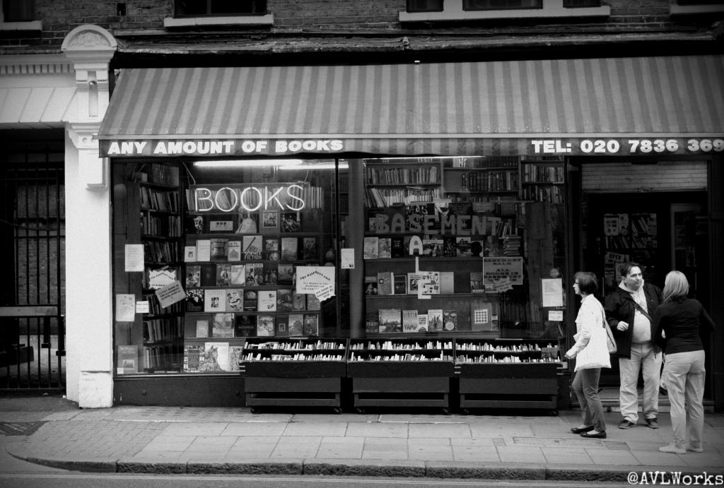 London_Bookshop