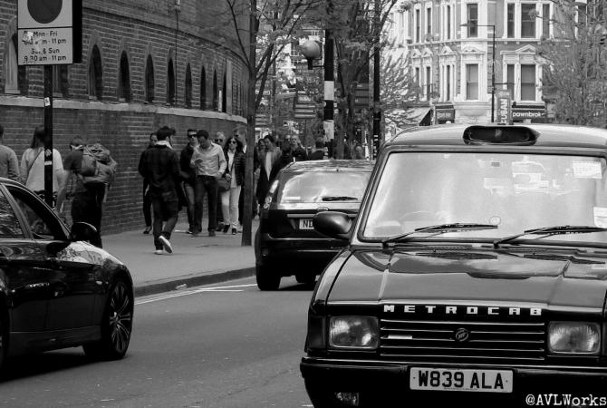 LondonCab