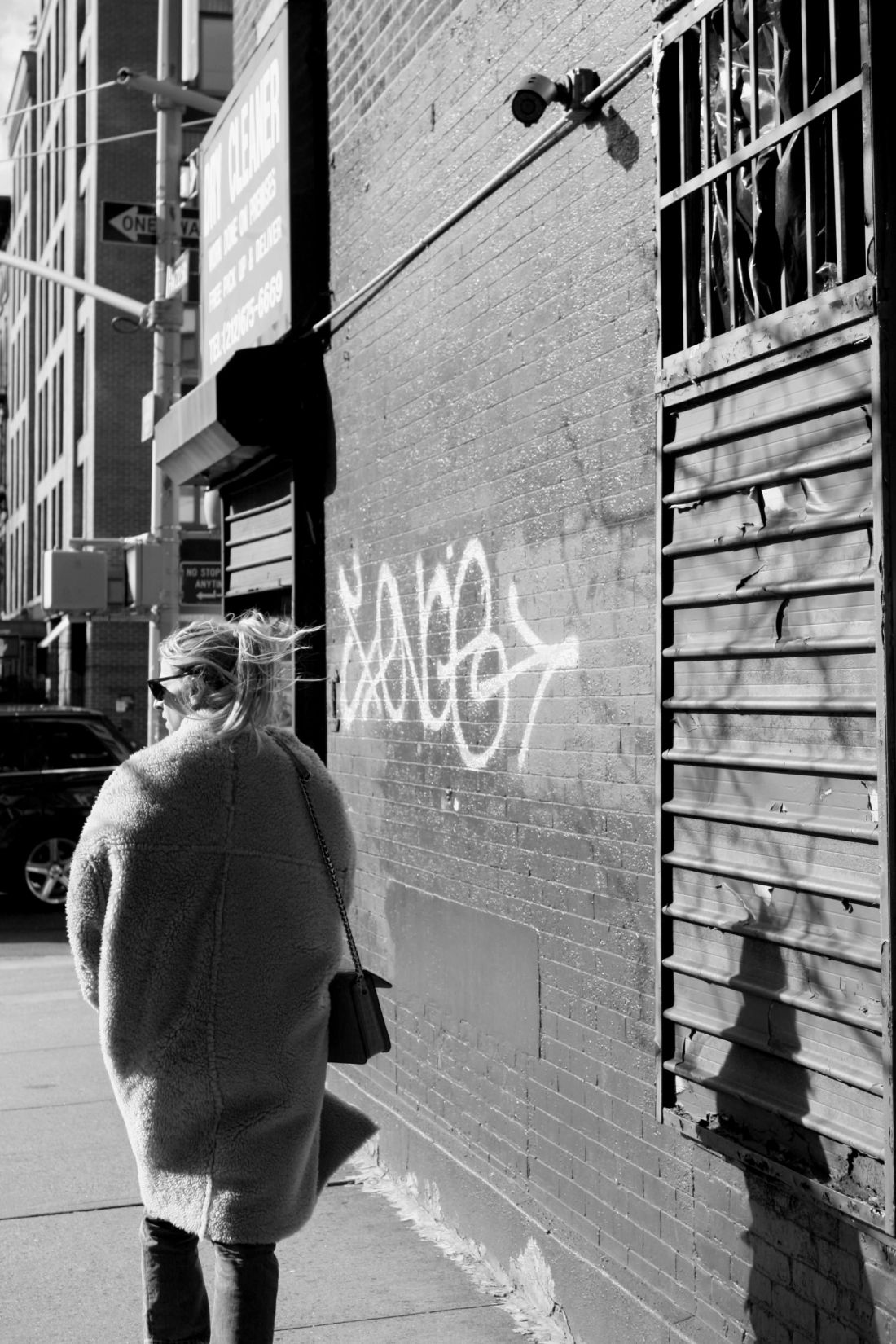 NYC-Street_BW